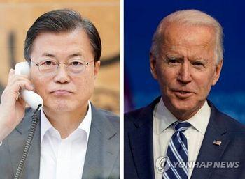 توافق بایدن و سئول درباره کره شمالی