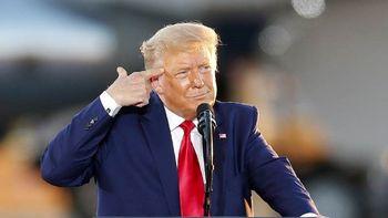 ادعای جدید ترامپ درباره پلوسی/ او نمیخواهد به از بین رفتن کرونا کمک کند
