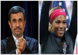 آتلانتیک رفتار توئیتری احمدینژاد را بررسی کرد