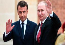 روسیه و فرانسه درباره سوریه رایزنی کردند