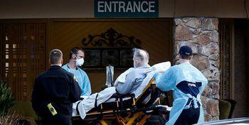 ظرفیت بیمارستان ها در 11 ایالت آمریکا دیگر ظرفیت پذیرش کرونایی ها را ندارند