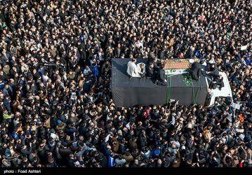 مراسم تشییع پیکر آیت الله هاشمی رفسنجانی