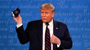 نتیجه تست کرونای جدید ترامپ مشخص شد