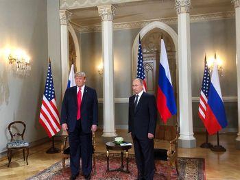 پوتین به بهبود روابط با آمریکا امیدوار است