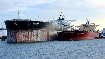 کاهش تولید نفت ایران در ماه مارس