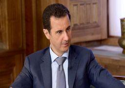 اولین واکنش بشار اسد به حمله ترکیه به شمال سوریه