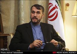 پیش بینی حسین امیرعبداللهیان از زمان پایان چالش های ایران با عربستان