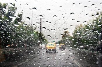 آسمان تهران تا پنجشنبه بارانیست