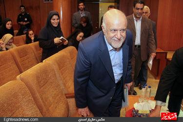 کنفرانس خبری وزیر نفت (گزارش تصویری)