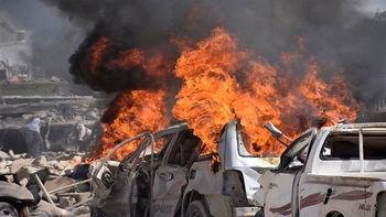 انفجار مرگبار در سوریه