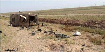 حمله به خودروی نظامیان آمریکا؛ سرنشینان ناپدید شدهاند