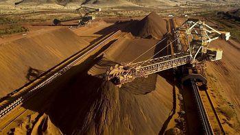 بازار جهانی سنگآهن در دست استرالیا و برزیل
