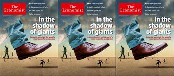 تحلیل اکونومیست در مورد قدرتمندترین شرکتهای دنیا/در سایه غولها