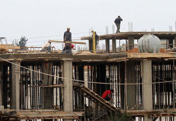 نیمی از حوادث کار در بخش ساختمان است