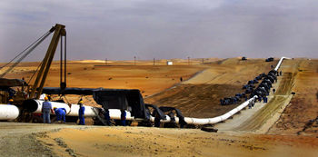 بازشدن پای اروپا به گاز ایران