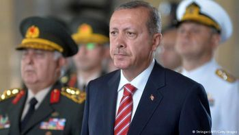 اردوغان ساخت «دیوار مرزی» با ایران و عراق را تایید کرد