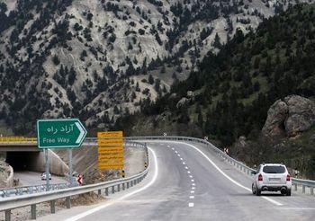 آزادراه تهران-شمال، بزرگراه می شود