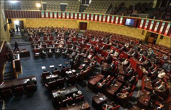 آغاز همایش منتخبان مجلس دهم به میزبانی لاریجانی/ حضور جهانگیری، ظریف و علوی