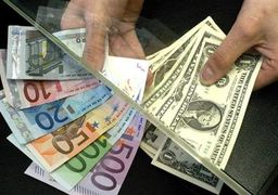 قیمت دلار و یورو امروز چند است؟ | دوشنبه ۹۸/۰۴/۰۳