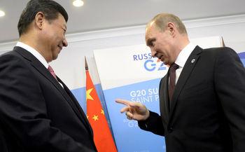 چرخش تجاری مسکو به سمت شرق