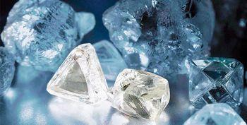 ایران الماس ندارد