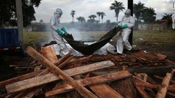 خطر بحرانی شدن ابولا ظرف سه ماه