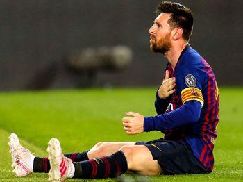 اعتراف لیونل مسی به برخورد اشتباهش با بارسلونا