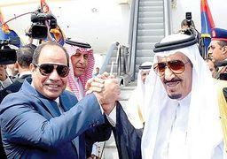 پیام السیسی برای سلمان/ نااطمینانی عربستان از موضع مصر در جنگ احتمالی با ایران