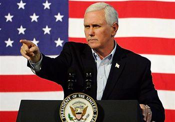 دستور مایک پنس برای بستن مرزهای آمریکا