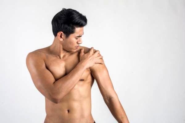 درد عضلات بدن