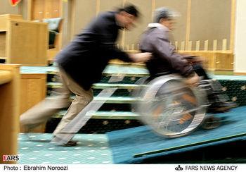روزانه 110 نفر معلول می شوند