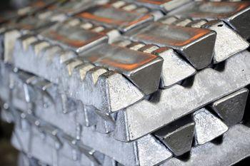 قیمت آلومینیوم در ژاپن کاهش یافت