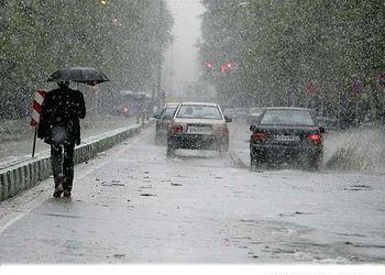 ثبت 88.8 میلیمتر بارش در گیلان طی مهرماه