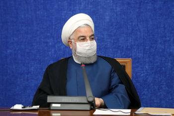 روحانی: هدف اصلی دشمنان در تحمیل جنگ اقتصادی ایجاد بی برنامهگی در مدیریت کشور است