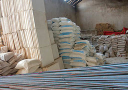 نگاهی به وضعیت مصالح ساختمانی در پاییزی