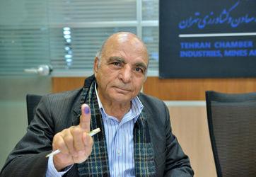 گزارش تصویری ثبتنامکنندگان انتخابات اتاق در روز پنجشنبه