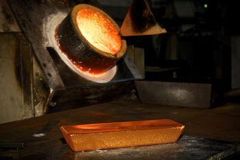 قیمت طلا در سال 2013میلادی 28 درصد کاهش یافت
