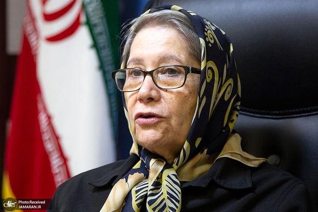 مینو محرز: تعطیلی شبانه اصلا به درد نمی خورد/ تهران باید حداقل یک هفته تعطیل شود