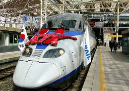 شکست رکورد سرعت ریلی جهان توسط قطار چینی +عکس