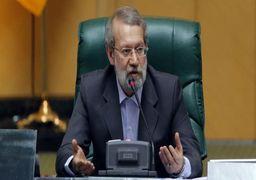لاریجانی خواستار اجرای فوری مصوبه حذف سود و جریمه مضاعف شد