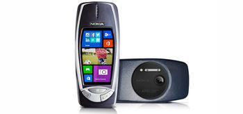 نوستالژی 3310 در اسمارت فون جدید مایکروسافت