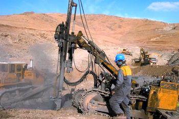 بودجه اکتشاف ذخایر معدنی ایران از یک درصد جهانی کمتر است