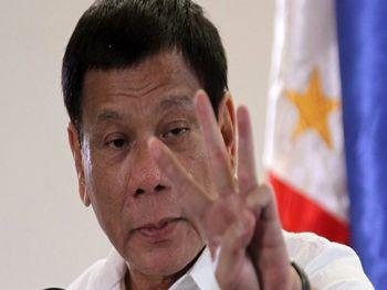 اعلان جنگ مشروط فیلیپین به چین!