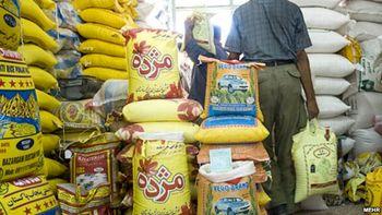 تعرفه واردات برنج هندی به ایران ۴۰ درصد شد