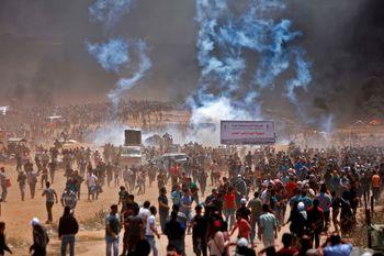 آخرین تصاویر از نسل کشی اسرائیل در غزه + فیلم