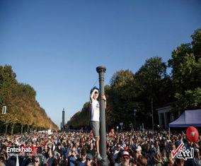 تظاهرات گسترده ضد نژادپرستی در آلمان