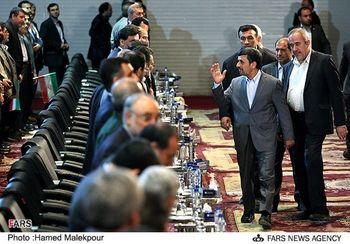 سریالی از تخلفات مالی دوران احمدی نژاد