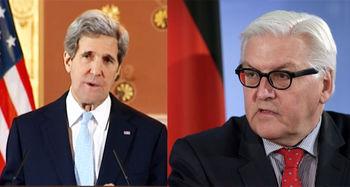 ادامه همکاری آلمان و آمریکا بر سر ایران