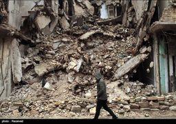نقشه تروریستها برای تکرار حمله شیمیایی در حلب
