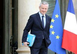فرانسه: اروپا برای مقابله با تحریمهای فرامرزی آمریکا اقدام فوری کند